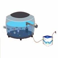 Purificador de Água Aquapura Tratamento Para Caixas d'água 1.000 Litros