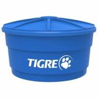 Caixa D/agua Polietileno Redonda 1000lt Tigre