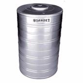 Caixa D´água De Inox 1000 Litros Com Tampa Compacta - Sander