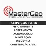 MasterGeo Engenharia e Planejamento