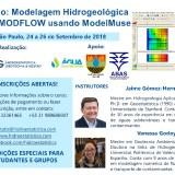 Curso Modelagem Hidrogeológica com MODFLOW usando ModelMuse