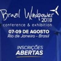 Brazil Windpower 2018 - Conferência e Feira