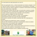 MATA VIRGEM AMBIENTAL Projetos Coleta de Resíduos