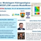 Curso Modelagem Hidrogeológica com MODFLOW usando ModelMuse (Turma Extra)
