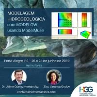 Modelagem hidrogeológica com MODFLOW (Rio Grande do Sul)