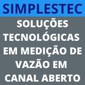 SIMPLESTEC - MEDIÇAO EM CANAL ABERTO
