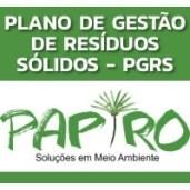 PLANO DE GESTÃO DE RESÍDUOS - PAPIRO MEIOAMBIENTE