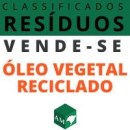 Oleo vegetal Reciclado