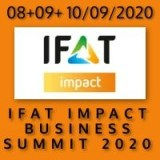IFAT IMPACT BUSINESS SUMMIT 2020