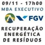 MBA Recuperação Energética e Tratamento de Resíduos - Webinar de Lançamento FGV | ABREN