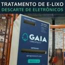 GAIA GreenTech | Gestão inteligente e incentivos ao descarte responsável de eletrônicos