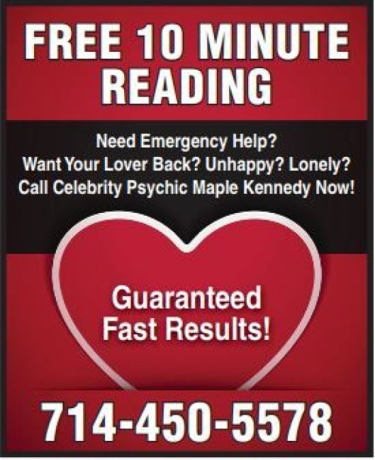 FREE 10 MINUTE READING