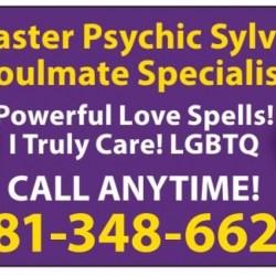 Master Psychic Sylvia