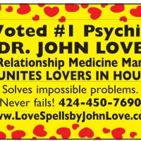 """Voted #1 Psychic"""