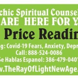 Psychic Spiritual Counselors
