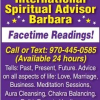 International Spiritual Advisor Barbara