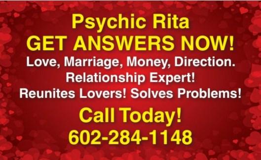 Psychic Rita