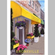 Poster of Bronxville Downtown