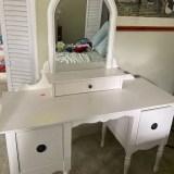 Pottery Barn Desk/Vanity for sale