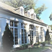 Sunny Office Space Coming Available for Rent in the Beautiful Historic Bronxville Women's Clubhouse
