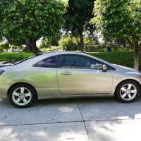Excelente oportunidad a precio increible. Honda Civic EX 2007 Coupe Standard