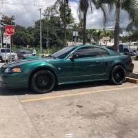 FORD MUSTANG V6 2002