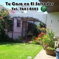 CASA EN COLONIA MONTEVIDEO, SONSONATE ESPACIOSA