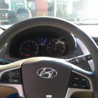 vendo Hyundai Accent 2013