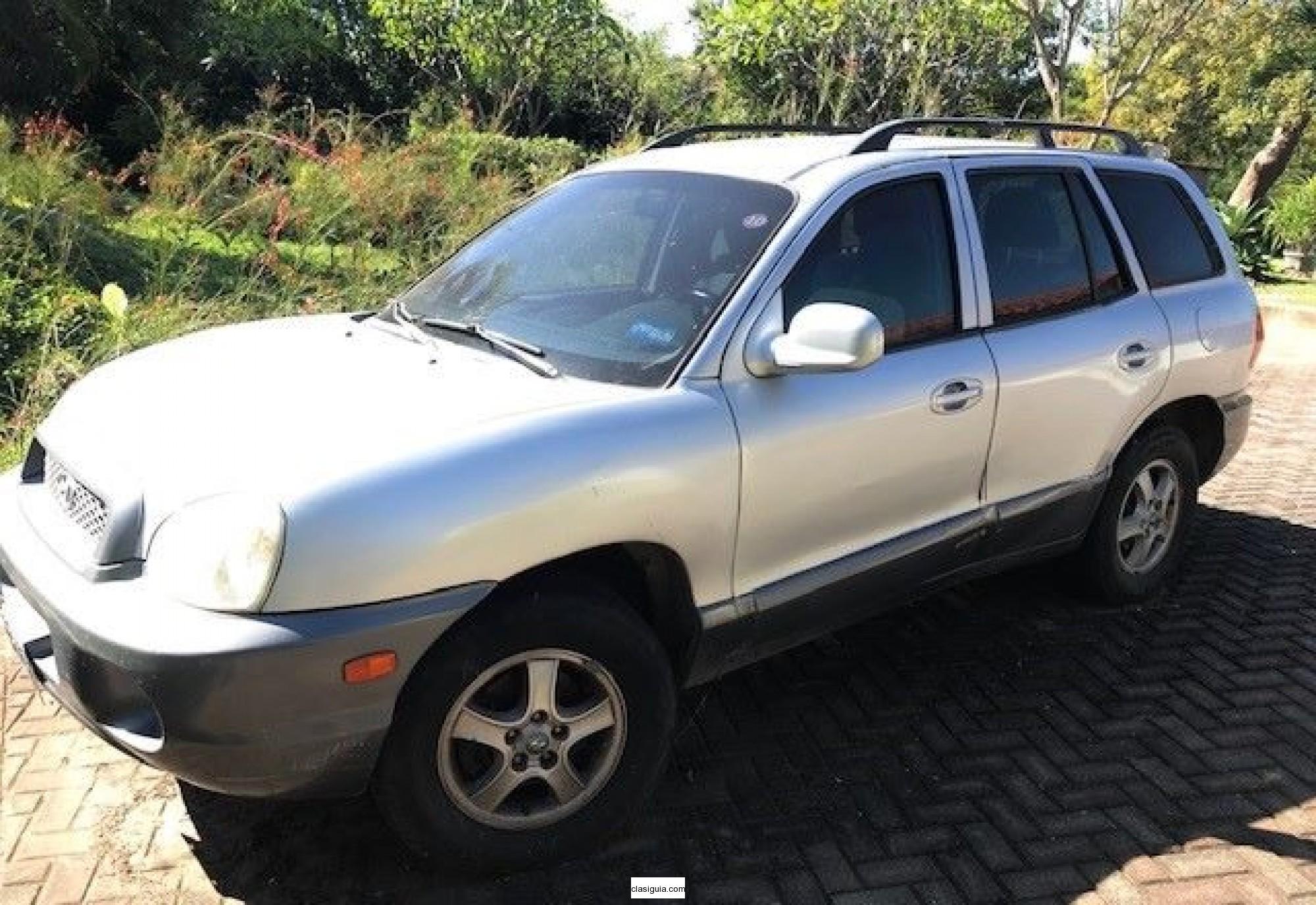 Hyundai Santa Fe Ganga