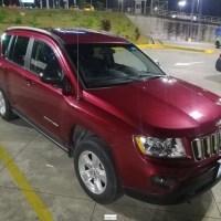 Vendo jeep compass 2015