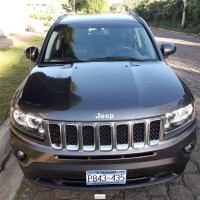 Vendo Jeep Compass Latitude 2016