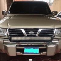 Camioneta Nissan Patrol