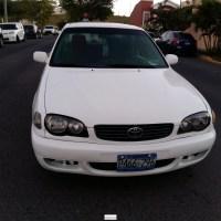 Toyota Corolla GLI 2001