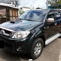 Toyota Hilux Srv At 4x4 3.0 TDI