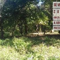 SE VENDEN TERRENOS EN ZARAGOZA $15 V2