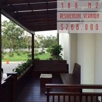 SE VENDE CASA EN RESIDENCIAL VERANDA SANTA TECLA $268,000