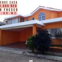 SE VENDE CASA EN RESIDENCIAL PASO FRESCO SANTA TECLA $320,000