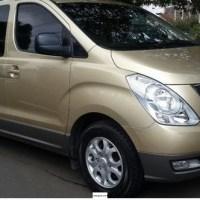 Hyundai H1 VAN 2.5 TDI MT