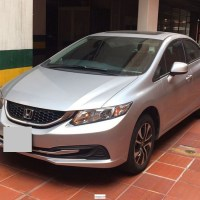 Honda Civic 1.8 LXS AT Sedán