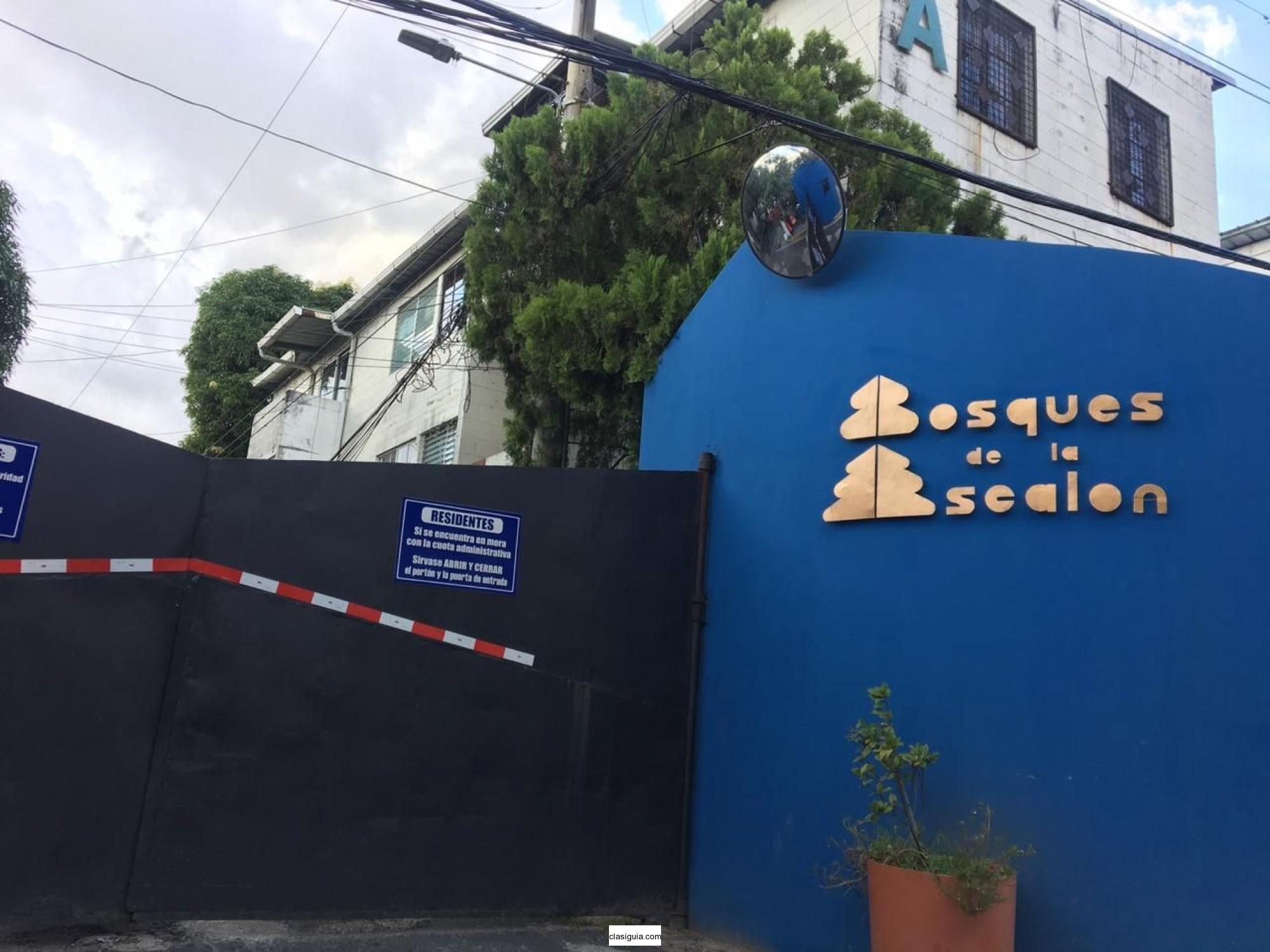 2 APARTAMENTOS  BOSQUES DE LA ESCALON