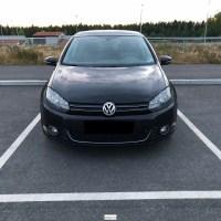 Volkswagen Golf 2.0 TDI 140HK GT Sport DSG 2009, 161500 km,