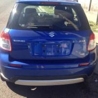 SUZUKI SX4, hatchback 2012