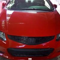 Honda Civic Coupe 2012 Estandar