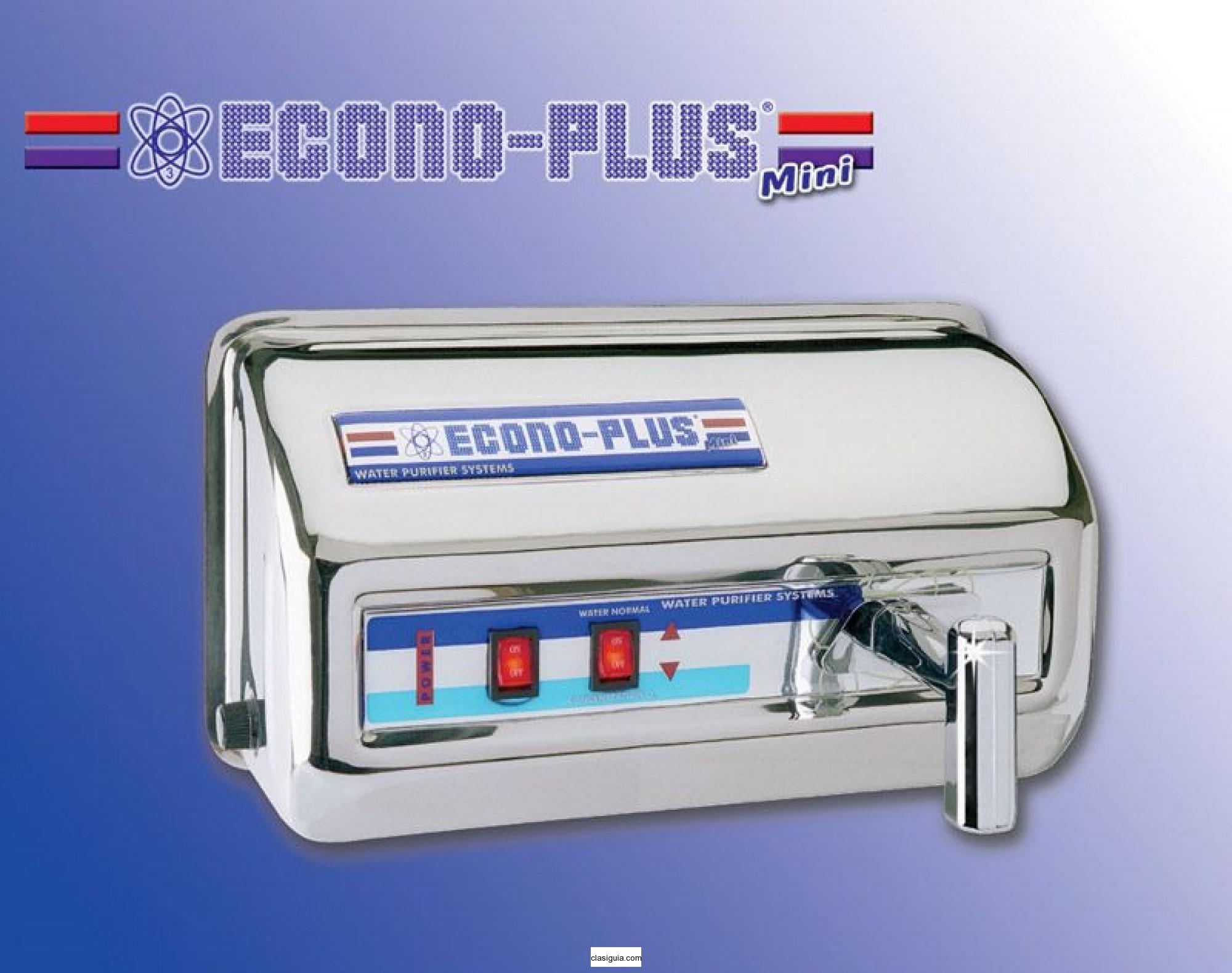 Purificador de agua Econo Plus Mini