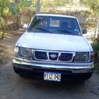 PICK UP NISSAN FRONTIER//98