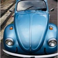 VW ESCARABAJO 1977