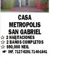 CASA METROPOLIS SAN GABRIEL