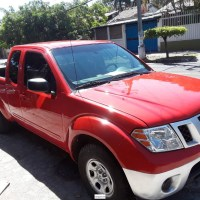 Nissan Frontier Xcab 2010