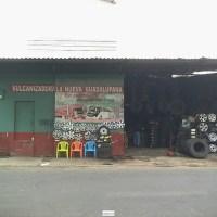 VENDO NEGOCIO VULCANIZADORA LA NUEVA GUADALUPANA