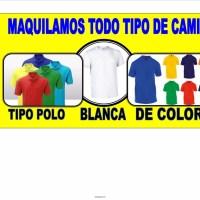 VENTA Y CONFECCIÓN DE CAMISAS TIPO POLO
